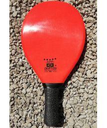 Оранжевая профессиональная ракетка для пляжного тенниса - RAQUETE FIBRA SUPER LARANJA