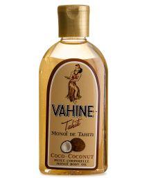 Масло монои для волос и тела с ароматом кокосового молока - VAHINE MONOI COCO 125ML