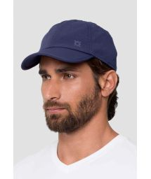 Adjustable men navy cap - UPF50 - BONÉ MARINHO - SOLAR PROTECTION UV.LINE
