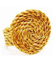 Spiral handmade bag, natural materials - TRANCADO