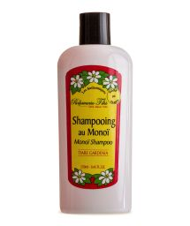 Шампунь с ароматом тиаре с добавлением масла монои. Без парабенов - TIKI SHAMPOING MONOI TIARE 250ml