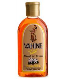 Масло монои для тела с таитянской гарденией — SPF6 - VAHINE MONOI TIARE SPF6 125ML